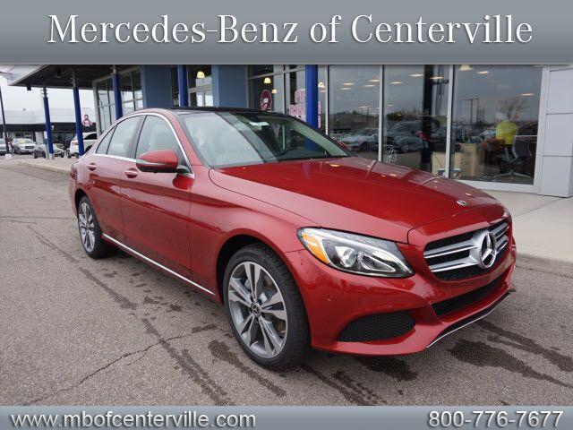 2018 mercedes benz c 300 4matic sedan centerville oh 20775937 for Bob ross mercedes benz