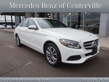 2018_Mercedes-Benz_C_300 4MATIC® Sedan_ Centerville OH
