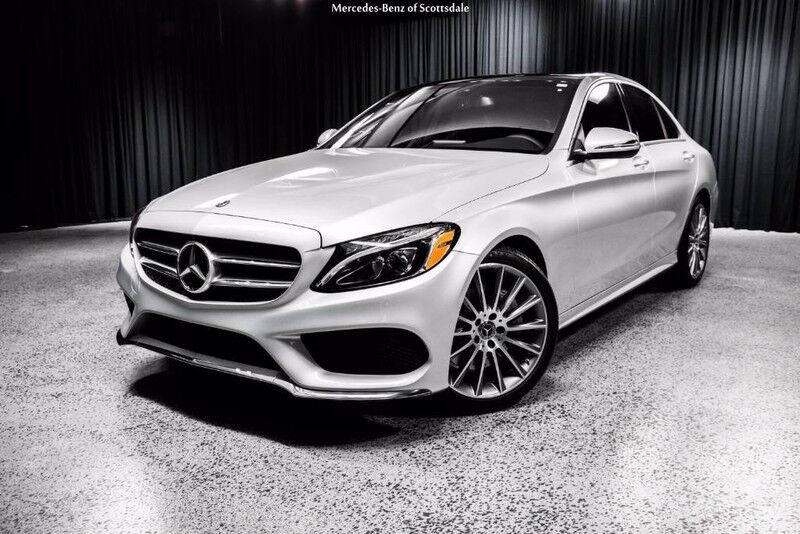 2018 mercedes benz c 300 sedan scottsdale az 21272954 for Mercedes benz north scottsdale