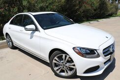 2018_Mercedes-Benz_C_300 Sedan_ San Juan TX