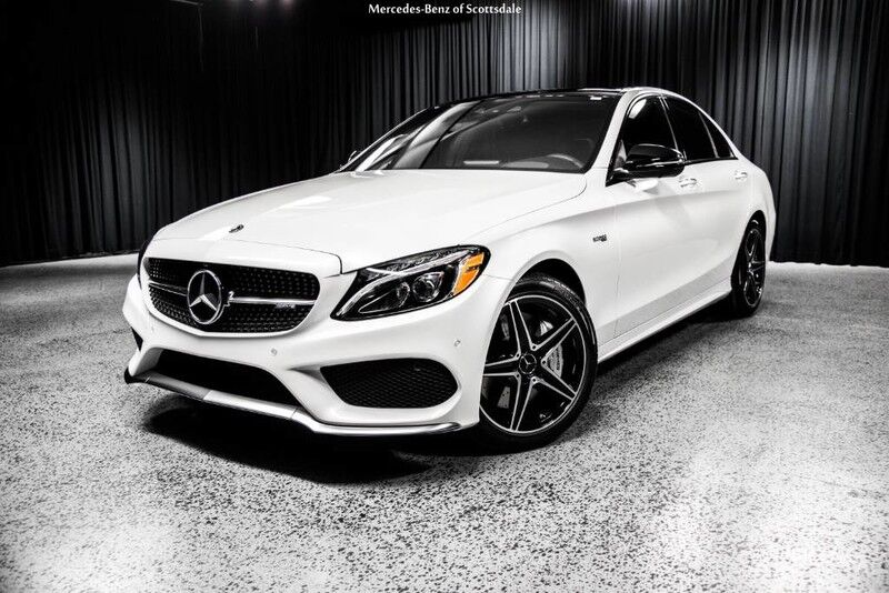 2018 mercedes benz c 43 amg sedan scottsdale az 21832742 for Mercedes benz north scottsdale