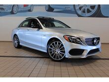 2018_Mercedes-Benz_C_43 AMG® Sedan_ Kansas City MO