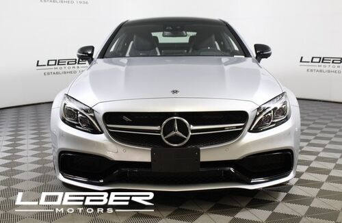 2018_Mercedes-Benz_C_63 S AMG® Coupe_ Chicago IL