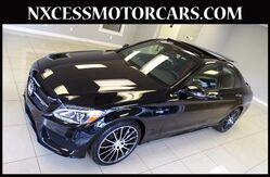 2018_Mercedes-Benz_C-Class_AMG C 43 BITURBO PANO-ROOF NAVIGATION 1-OWNER._ Houston TX