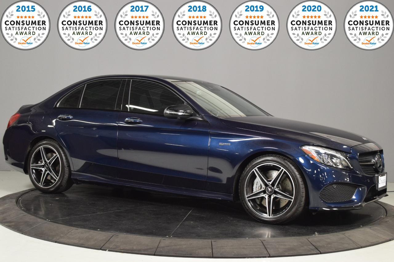 2018 Mercedes-Benz C-Class AMG C 43 Glendale Heights IL