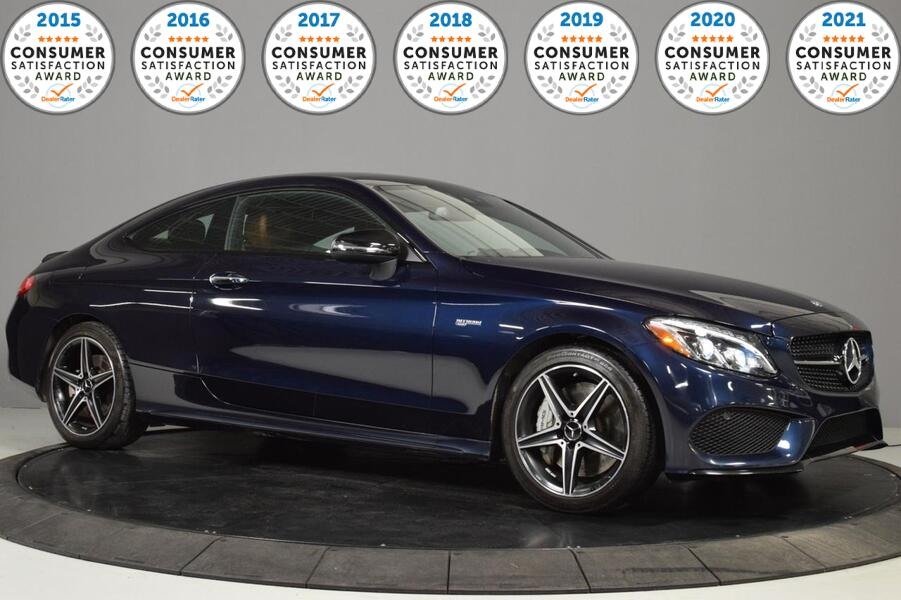 2018_Mercedes-Benz_C-Class_AMG C 43_ Glendale Heights IL