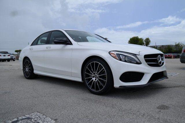2018 mercedes benz c 300 coral gables fl 24006659 for Mercedes benz of coral gables service department