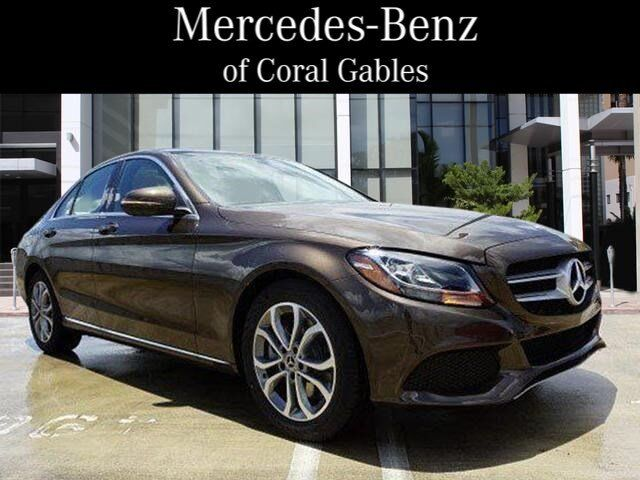 New Mercedes Benz Coral Gables Fl