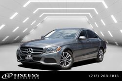 Mercedes-Benz C-Class C 300 Designo Package, Sport Package, Blind Spot Assist, Rear View Monitor, Smart Phone Integration 2018