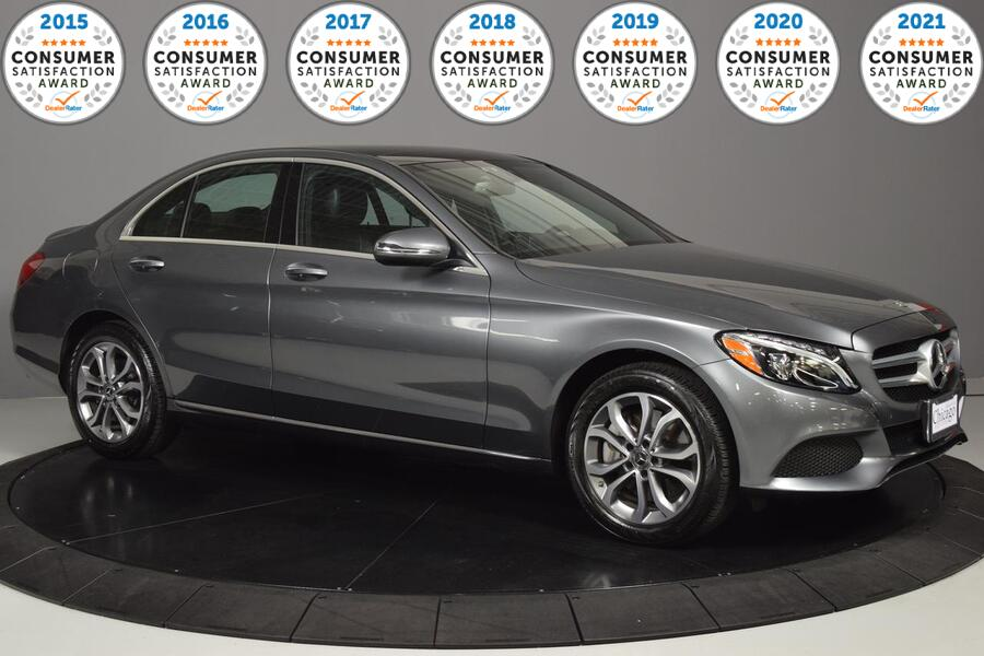 2018_Mercedes-Benz_C-Class_C 300_ Glendale Heights IL