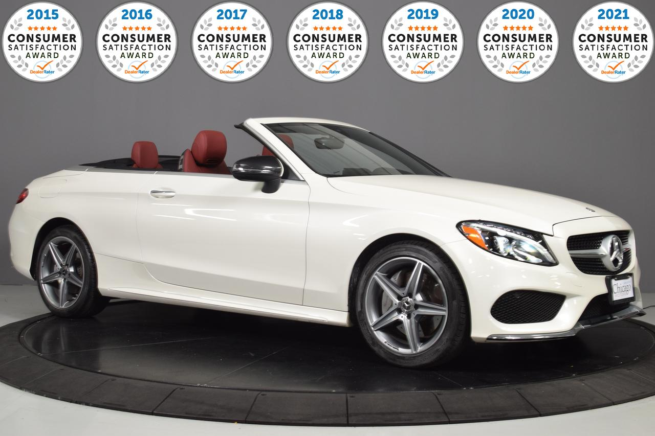 2018 Mercedes-Benz C-Class C 300 Glendale Heights IL
