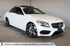 2018_Mercedes-Benz_C-Class_C 43 AMG®_ Kansas City KS
