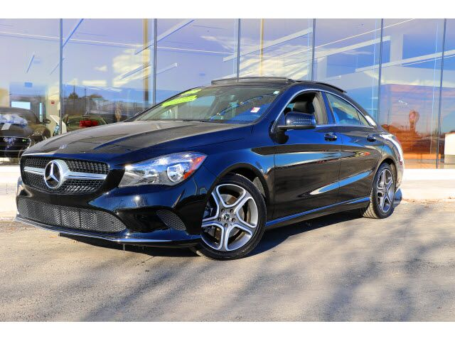 2018 mercedes benz cla 250 4matic coupe merriam ks 19946717 for Aristocrat motors mercedes benz