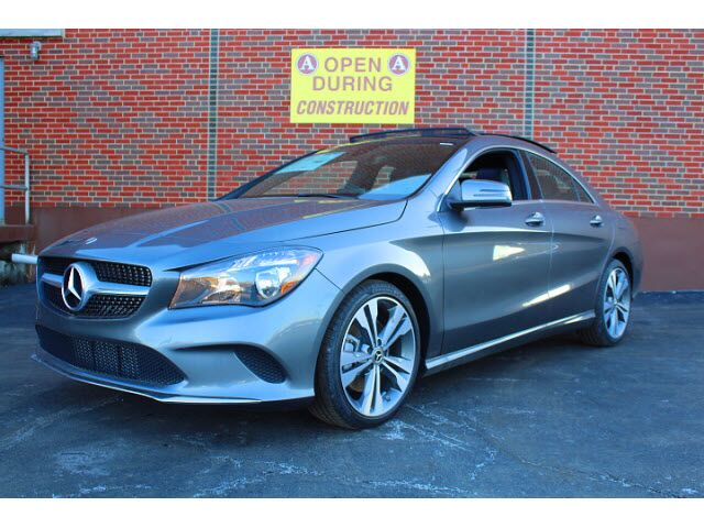 2018 mercedes benz cla 250 4matic coupe merriam ks 21661351 for Mercedes benz of kansas city aristocrat