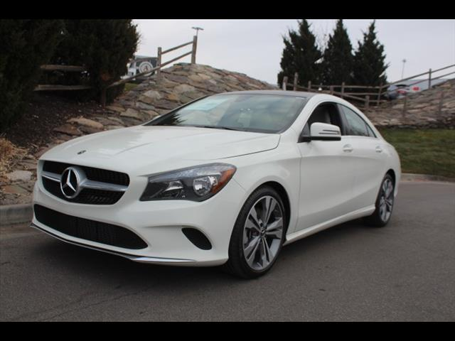 2018 mercedes benz cla 250 4matic coupe merriam ks 21558319 for Mercedes benz of kansas city aristocrat