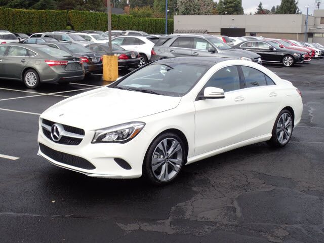 2018 mercedes benz cla 250 4matic coupe salem or 20742880 for 2018 mercedes benz cla 250 coupe
