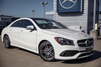 2018_Mercedes-Benz_CLA_250 4MATIC® COUPE_ Seattle WA