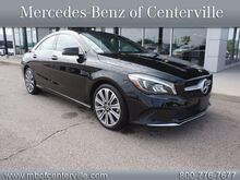 2018_Mercedes-Benz_CLA_250 4MATIC® COUPE_ Centerville OH
