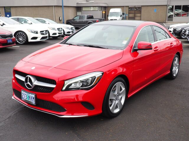 2018 mercedes benz cla 250 4matic coupe salem or 19190173 for 2018 mercedes benz cla 250 coupe