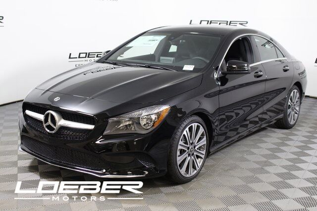 2018 mercedes benz cla 250 4matic coupe lincolnwood il for 2018 mercedes benz cla 250 coupe
