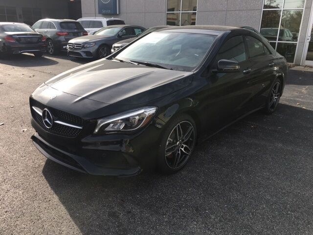 2018 Mercedes-Benz CLA 250 4MATIC® COUPE Indianapolis IN