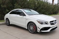 2018_Mercedes-Benz_CLA_AMG® 45 4MATIC® Coupe_ San Juan TX