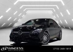 Mercedes-Benz CLA AMG CLA 45 Clean Carfax Factory Warranty. 2018