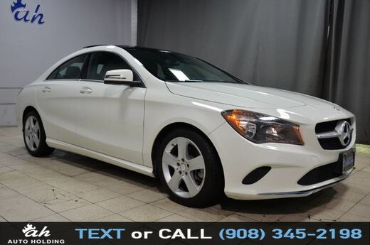 2018 Mercedes-Benz CLA CLA 250 4matic Hillside NJ