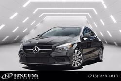 Mercedes-Benz CLA CLA 250 Blind Spot Heated Seats Panorama, Smart Phone Integration 2018