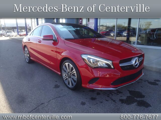 2018 mercedes benz cla cla 250 centerville oh 22153525 for Bob ross mercedes benz