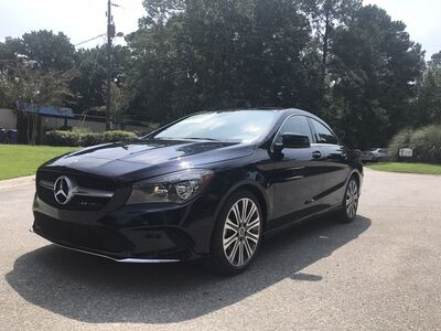 2018_Mercedes-Benz_CLA_CLA 250_ Charleston SC