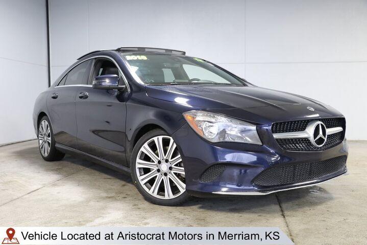2018 Mercedes-Benz CLA CLA 250 Kansas City KS