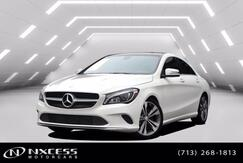 2018_Mercedes-Benz_CLA_CLA 250 Panorama Roof Apple CarPlay Keyless Go._ Houston TX
