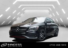 Mercedes-Benz CLA CLA 250 Sport Package Plus AMG Wheels Panorama! 2018