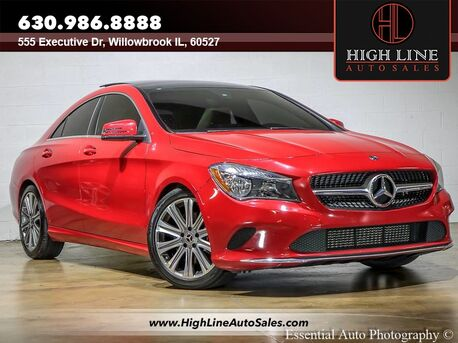 2018_Mercedes-Benz_CLA_CLA 250_ Willowbrook IL