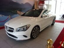 2018_Mercedes-Benz_CLA-Class_CLA250_ Charlotte NC