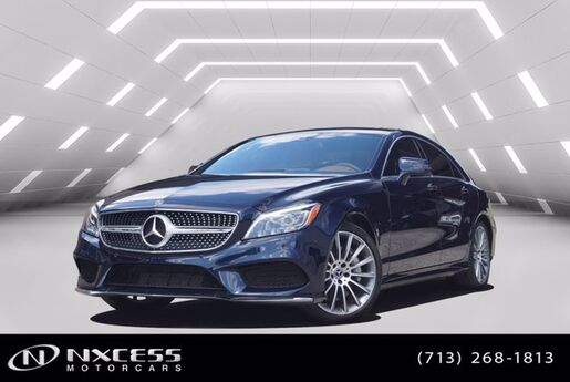 2018 Mercedes-Benz CLS CLS 550 V8 MSRP 86980 Loaded Every Options Houston TX