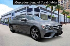 2018_Mercedes-Benz_E_300 Sedan_ Miami FL