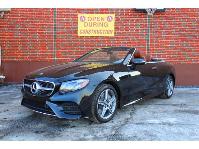 2018 mercedes benz e 400 4matic cabriolet merriam ks 21661312 for Mercedes benz of kansas city aristocrat