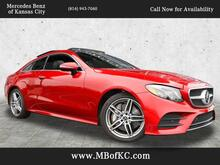 2018_Mercedes-Benz_E_400 4MATIC® Coupe_ Kansas City KS