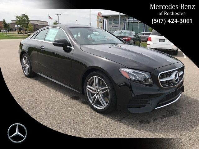 2018 Mercedes-Benz E 400 4MATIC® Coupe Rochester MN