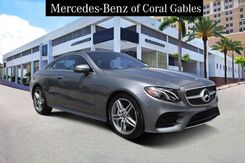 2018_Mercedes-Benz_E_400 COUPE_ Miami FL