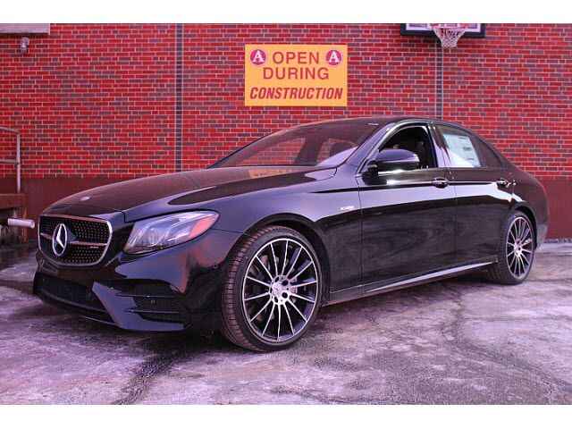 2018 mercedes benz e 43 amg sedan merriam ks 22003605 for Mercedes benz of kansas city aristocrat