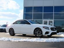 2018_Mercedes-Benz_E_AMG® 43 Sedan_ Kansas City KS