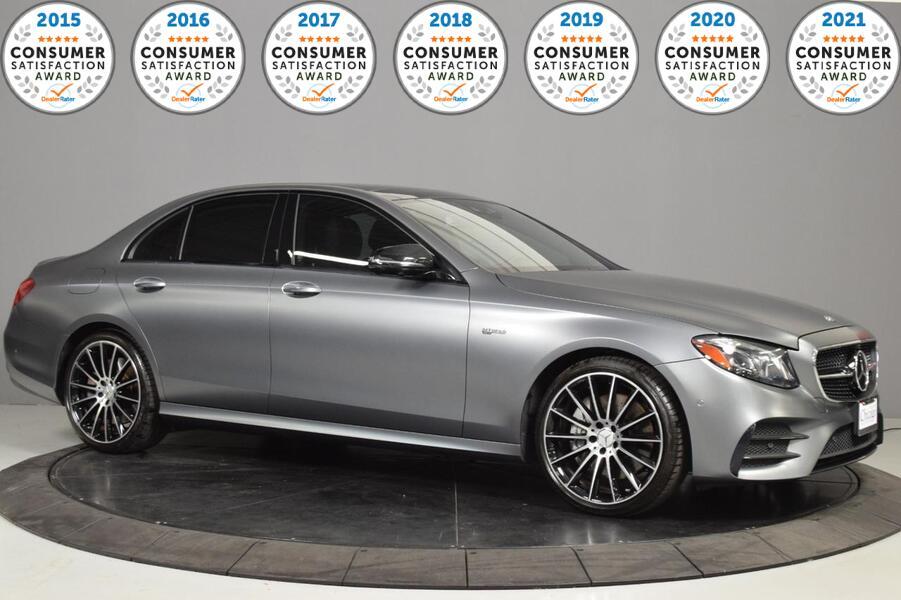 2018_Mercedes-Benz_E-Class_AMG E 43_ Glendale Heights IL