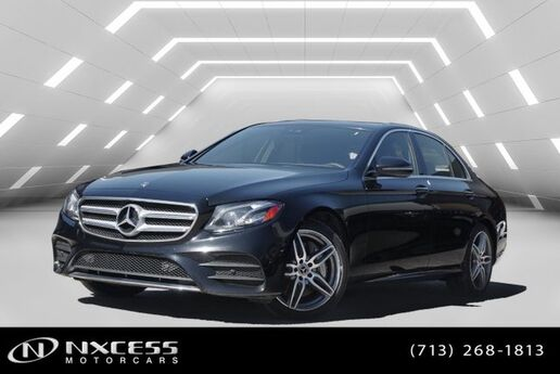 2018 Mercedes-Benz E-Class E 300 Houston TX