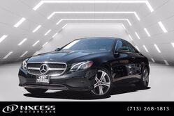 Mercedes-Benz E-Class E 400 Coupe Low Miles Factory Warranty! 2018