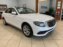 2018_Mercedes-Benz_E-Class_E300 Luxury 4MATIC Sedan_ Charlotte NC