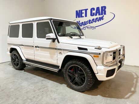 2018 Mercedes-Benz G-Class AMG G 63 Houston TX