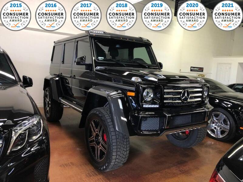 2018_Mercedes-Benz_G-Class_G 550 4x4 Squared_ Glendale Heights IL